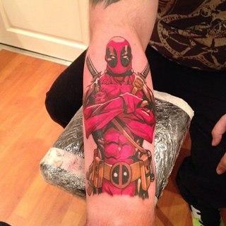 22 geek tattoos image 9