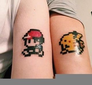 22 geek tattoos image 5