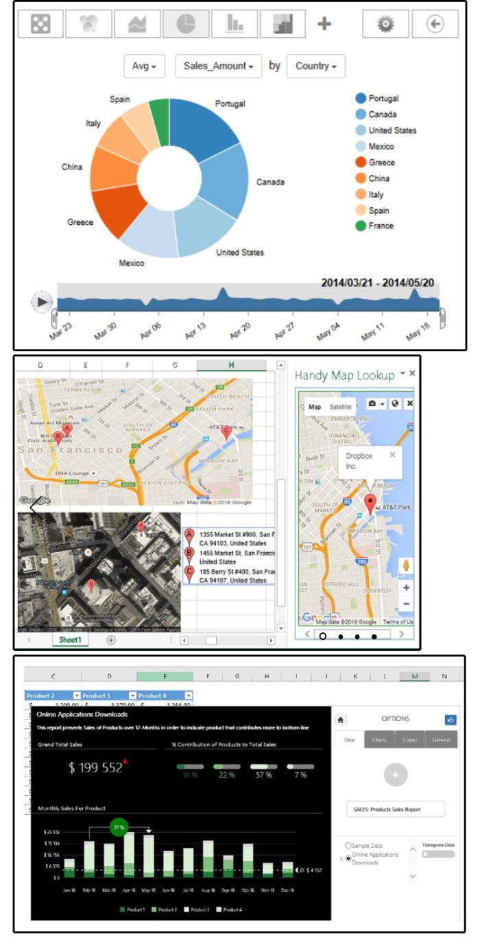 06 charts maps add ins