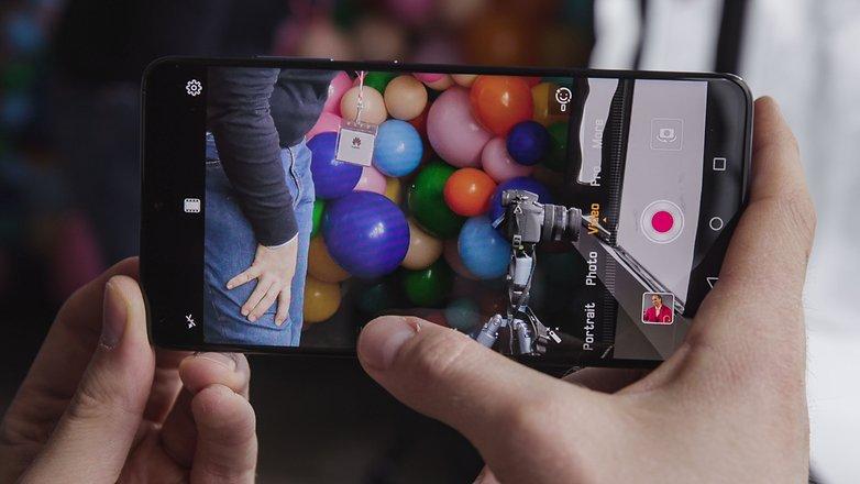 AndroidPIT huawei mate 20 camera app