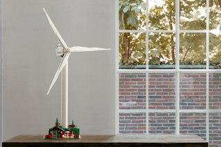 Legos new Creator Expert set is a wind turbine image 2