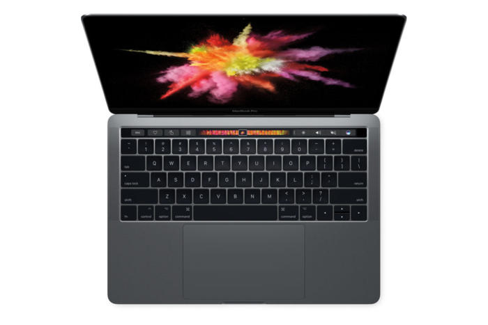 13 inch macbook pro with touch bar