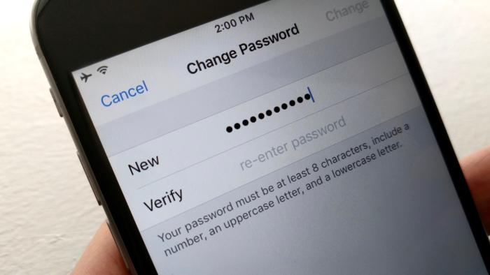 Change your password (and don't use the same one twice)