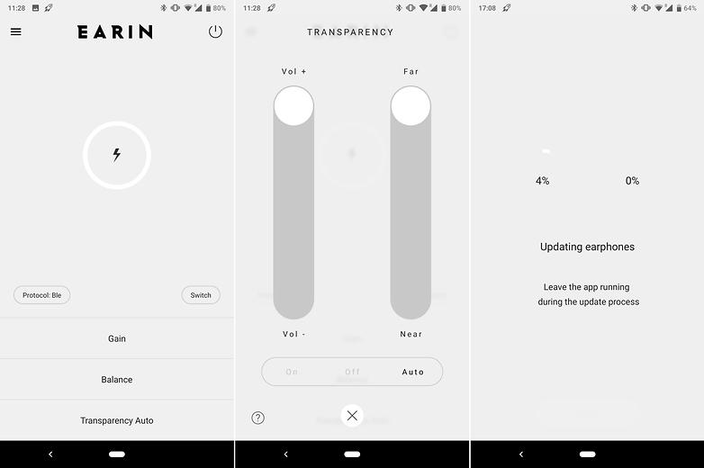 Earin m2 app