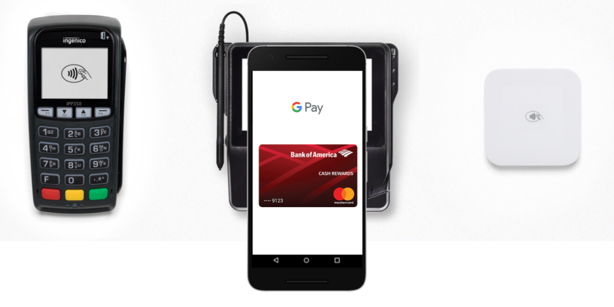 Google Pay Devices