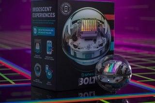 Spheros Bolt adds a matrix screen to the popular robot ball image 2