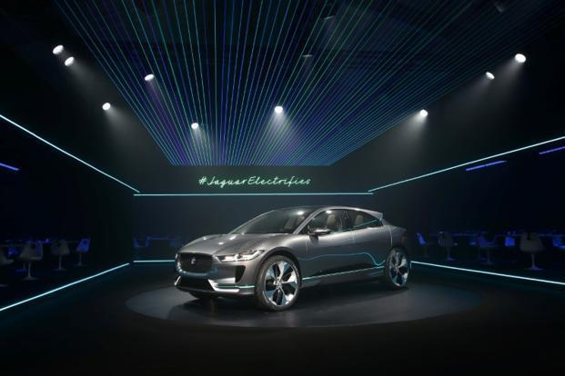 JLR and Porsche will reap better margins from costly electric cars, but for such models to become widely affordable, the cost of a battery would have to come down to $100 per kWh. Photo: Reuters
