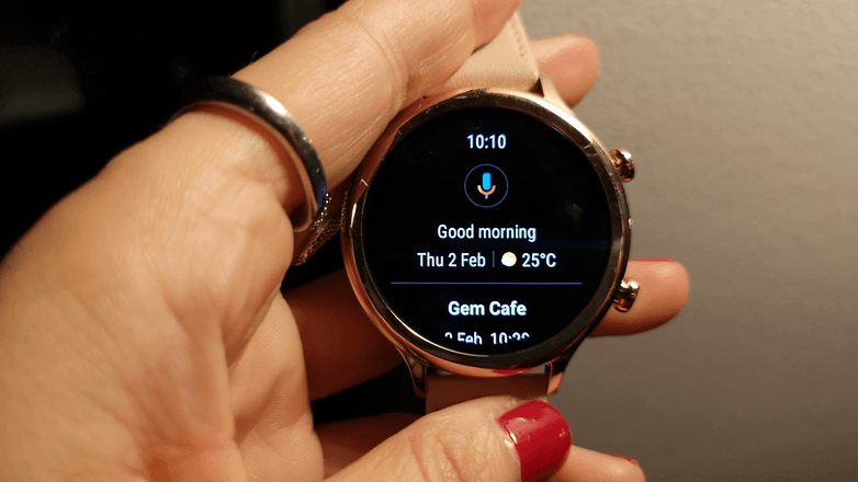 androidpit ticwatch 8