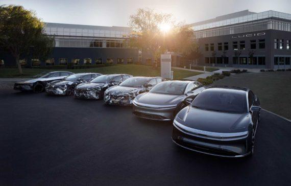 Petroleum Producing Saudi Arabia Lends Lucid Motors 1 billion For Electric Cars Lucid Introduces Its New California Headquarters