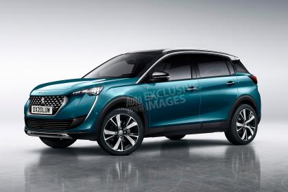 Peugeot 2008 - front (watermarked)