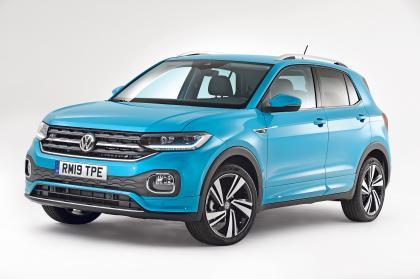 Volkswagen T-Cross - studio front