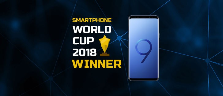 Smartphone world cup: Samsung Galaxy S9+ emerges as the champion