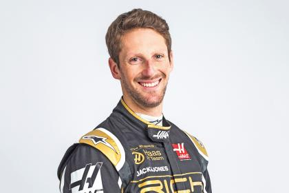 Romain Grosjean - 2019