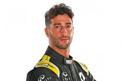 Daniel Ricciardo - 2019