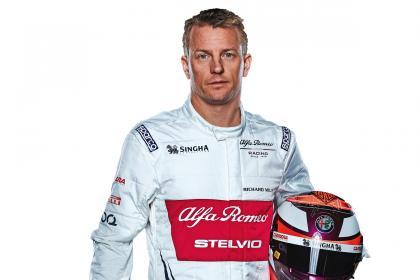 Kimi Raikkonen - 2019
