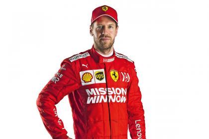Sebastian Vettel - 2019