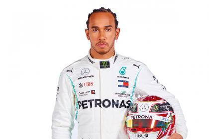 Lewis Hamilton - 2019