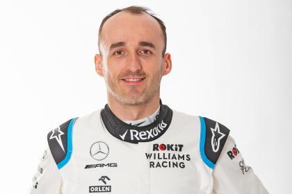 Robert Kubica - 2019