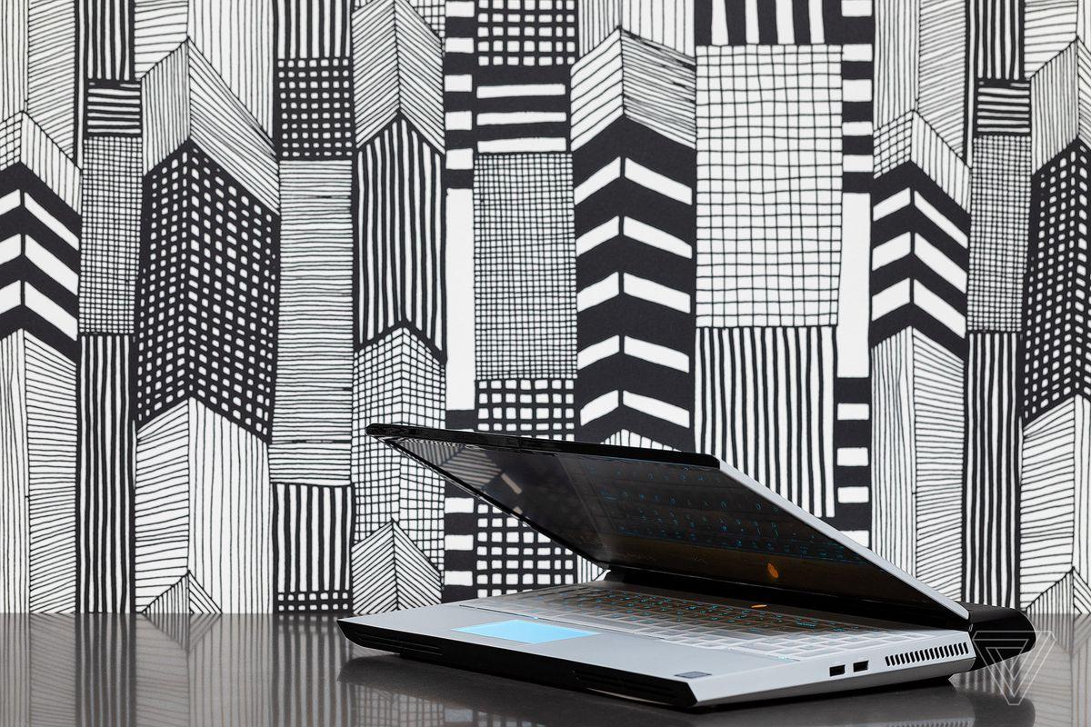Best gaming laptop 2021: Alienware Area 51-m