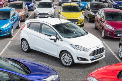 Ford Fiesta best selling car ever