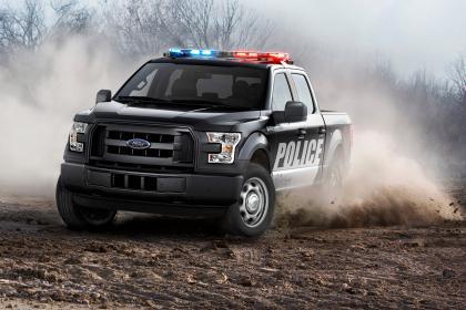 Ford F-150 Police Car