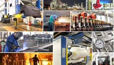The Annual Manufacturing Report 2017 reflects a surprisingly resilient mood among UK manufacturers- image courtesy of DFC