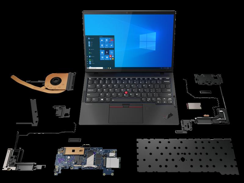 Lenovo Thinkpad X1 Nano Hero