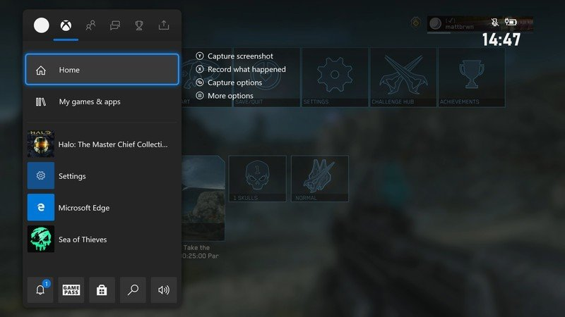 Xbox Series X And S Capture Settings