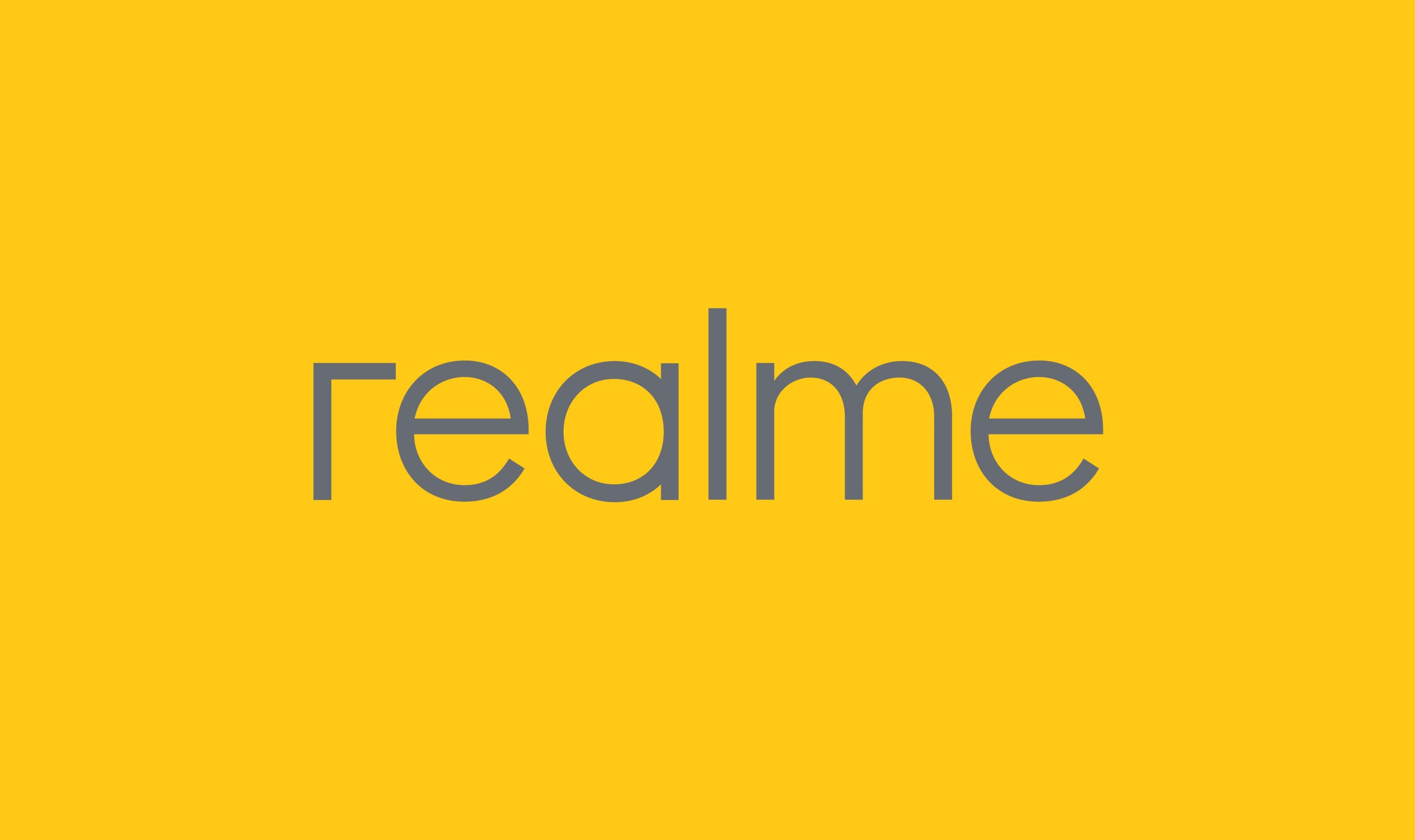 Realme Logo Featured