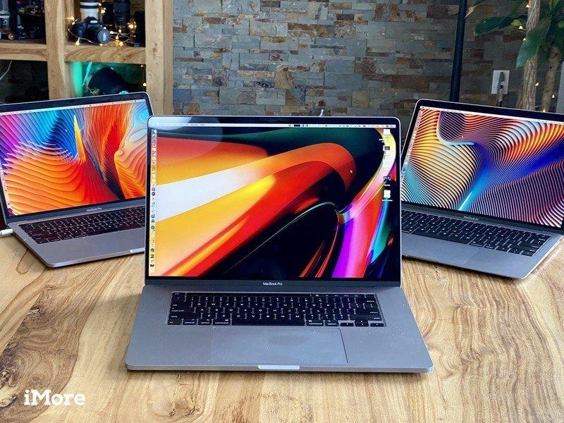 16-inch MacBook Pro vs. 13-inch vs. Air