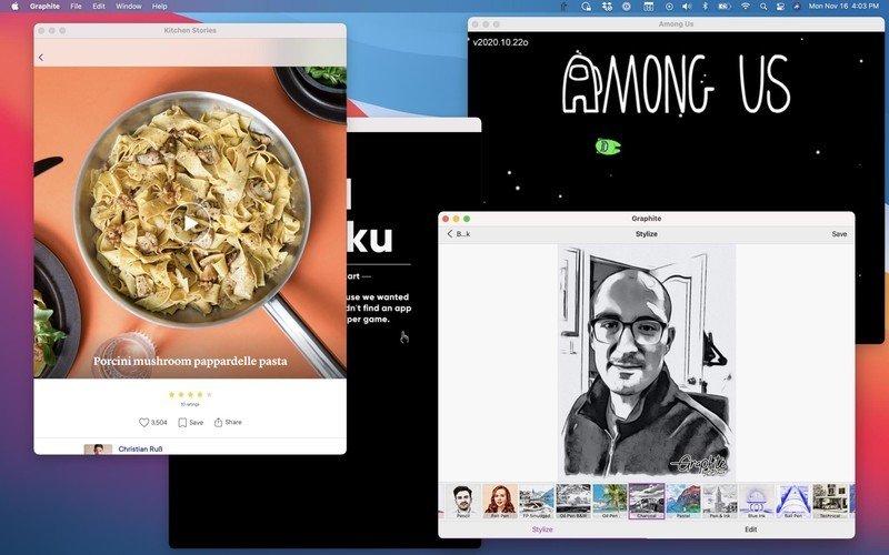 Macbook M1 Ios Apps