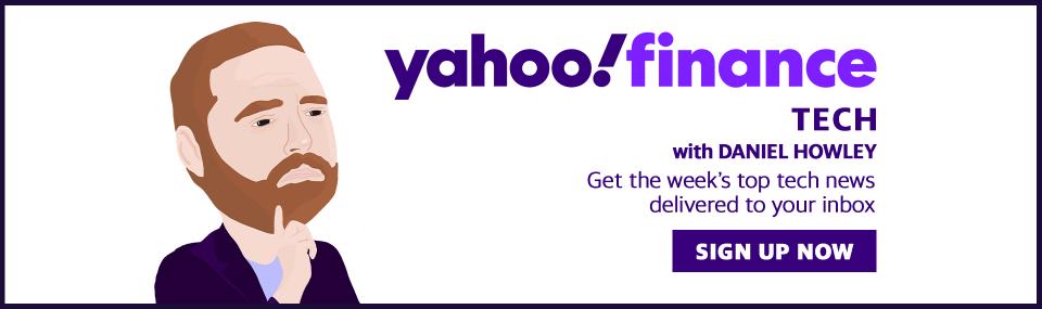 Yahoo Finance Tech