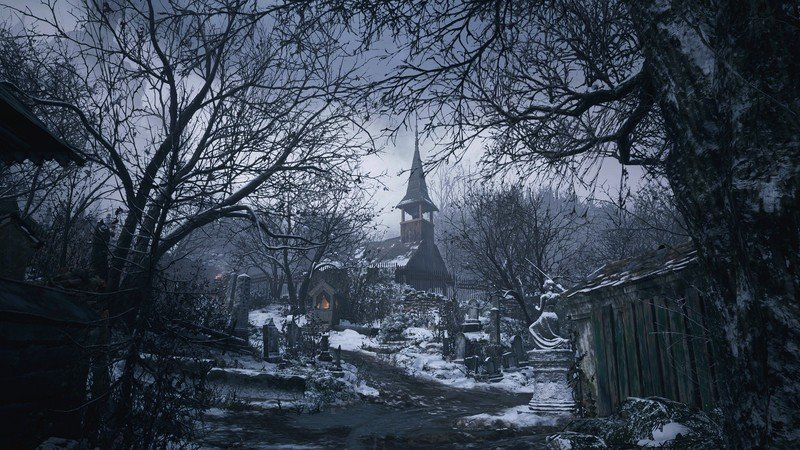 Resident Evil Village September 2020