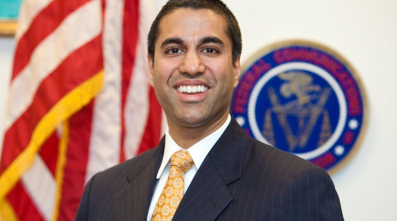 Former FCC Chairman Ajit Pai