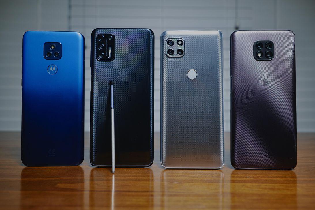 Motorola budget phones