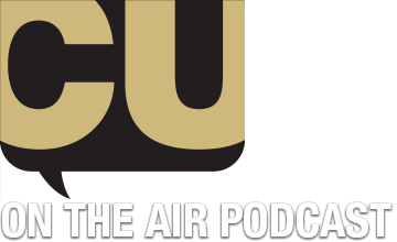 CU on the Air logo