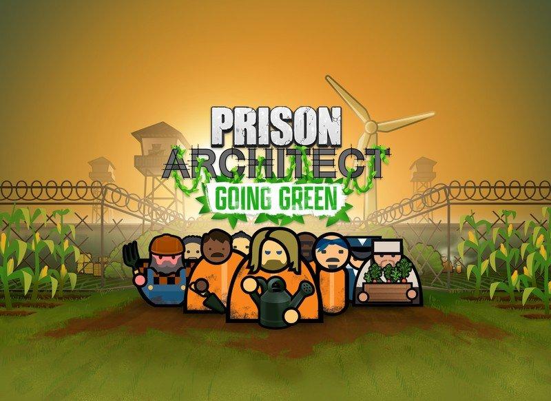 Prison Architect Going Green Hero