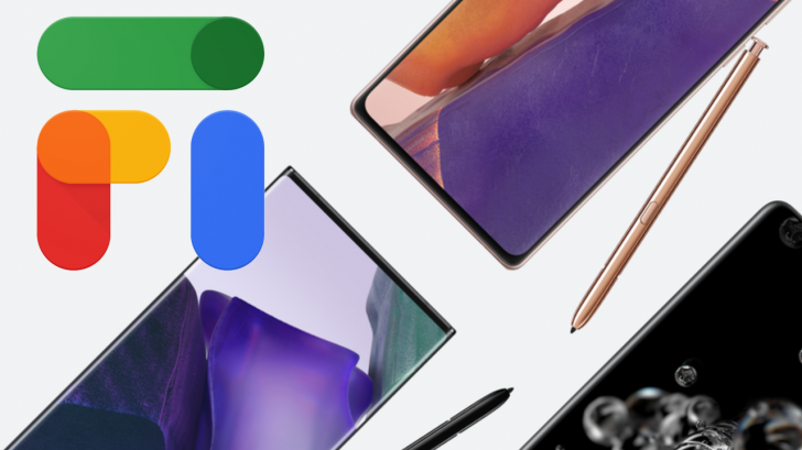 Save $600 on a Galaxy S20, S20+, or S20 Ultra with Google Fi