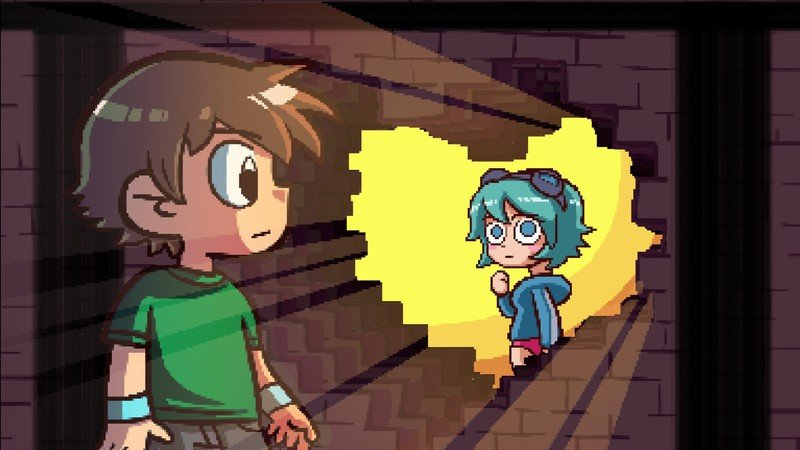 Scott Pilgrim Hero