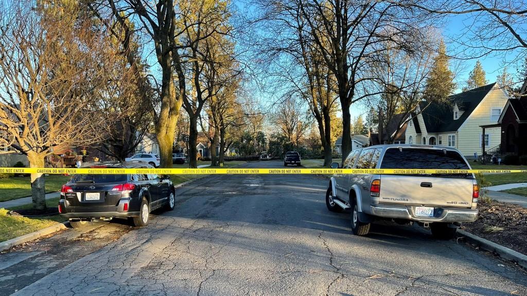 Spokane Tree Death