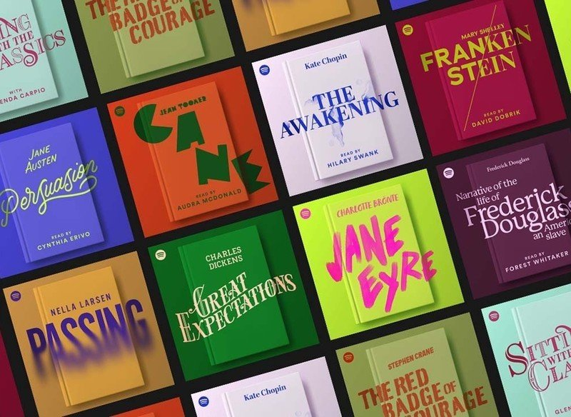 Spotify Audiobooks Collection