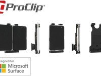 This Surface Duo custom car mount from ProClip is awesome