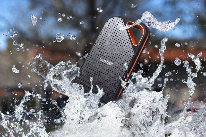 Expro Portable Ssd Splash Hi