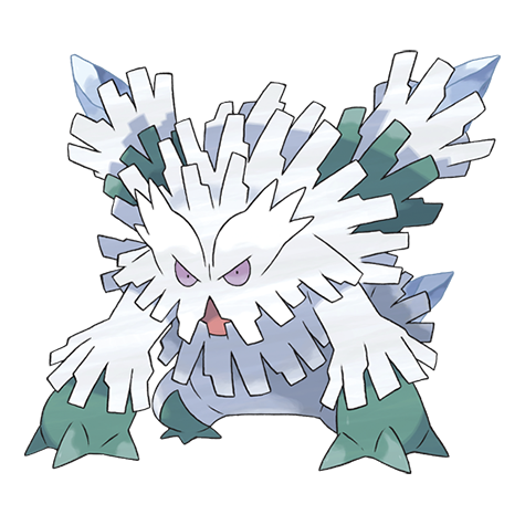 Pokemon 460 Abomasnow Mega