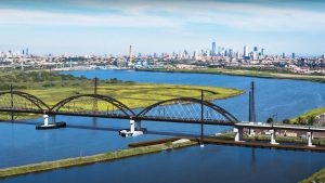 The FTA will provide just over $766 million for the Portal North Bridge Project, with the Federal Highway Administration providing roughly $57 million. NJ Transit and Amtrak will provide the balance of funding, about $977 million, and share operating and maintenance.