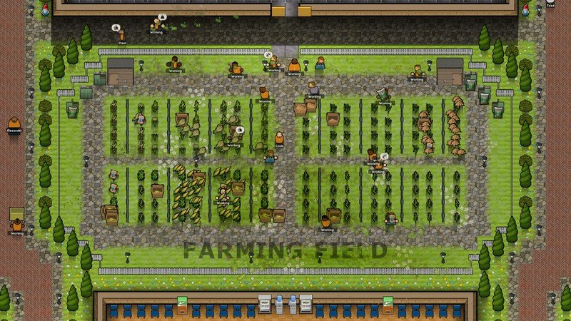 Prison Architect Going Green Image