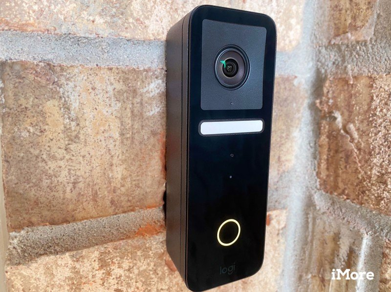 Logitech Circle View Doorbell Review front view