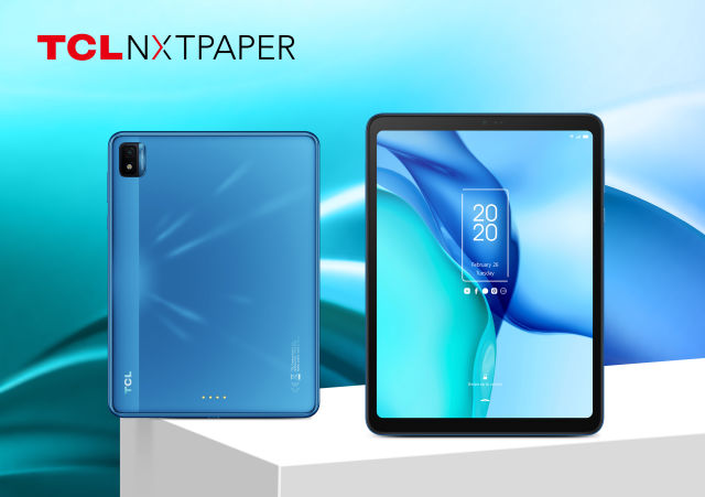 TCL NXTPAPER tablet at CES 2021