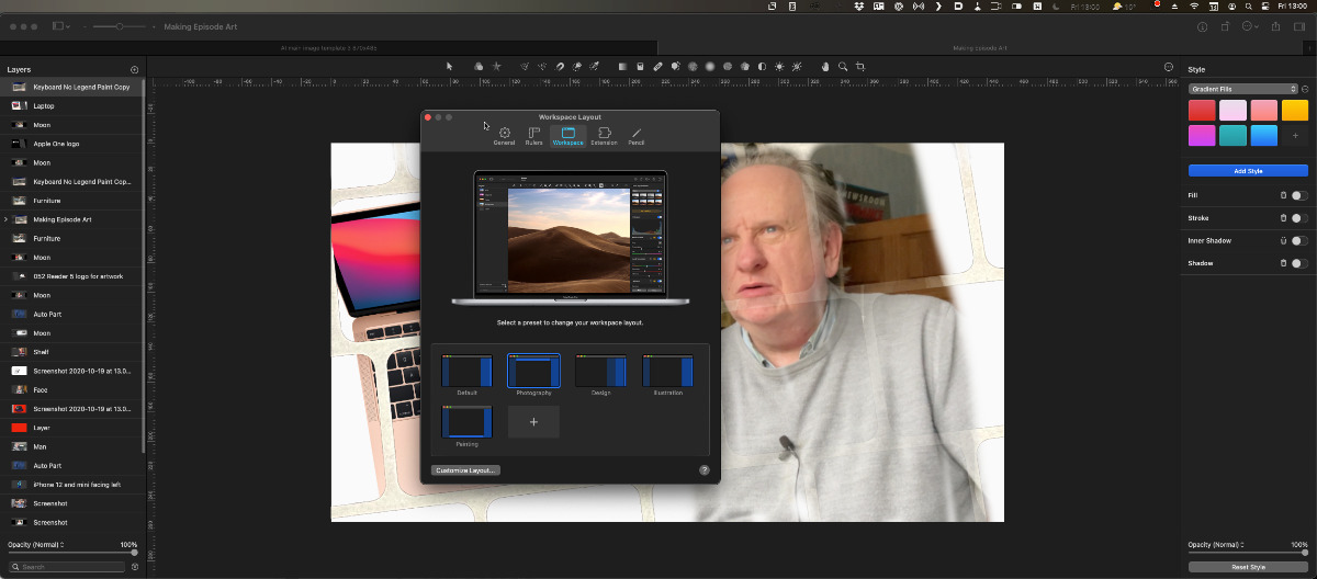Pixelmator Pro, an example of a great app that exists on macOS, but not Windows.