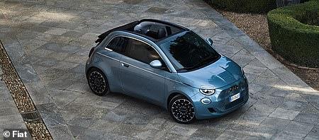Convertible: Fiat 500 Cabrio